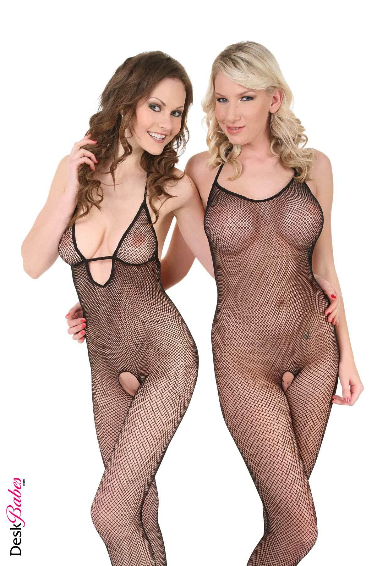 Tina Kay and Danielle Maye